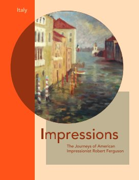 Impressions book cover