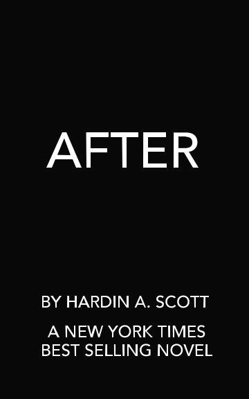 View After By Hardin Scott by Stephanie Meissner