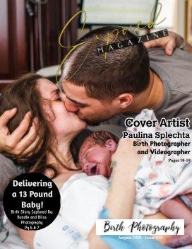 Birth Issue 16 book cover