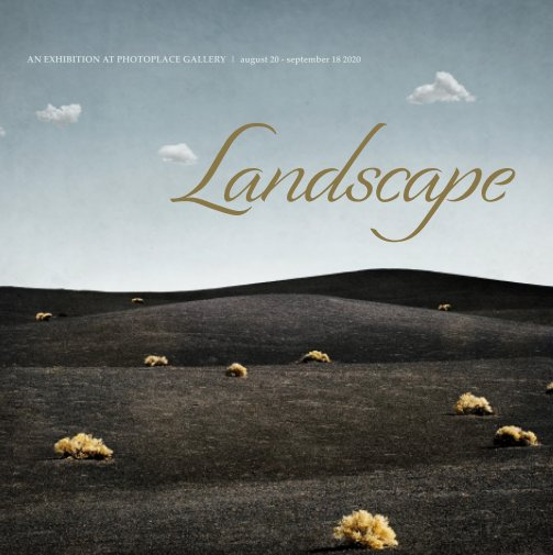 View Landscape 2020, Hardcover Imagewrap by PhotoPlace Gallery