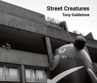 Street Creatures book cover