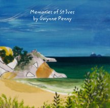 Memories of St Ives, Cornwall book cover