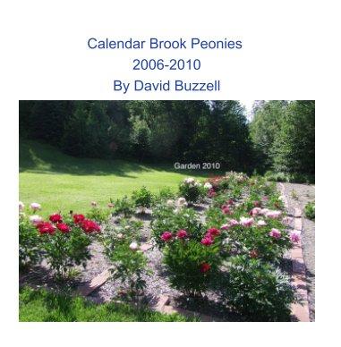 Calendar Brook Peonies 2006-2010 book cover