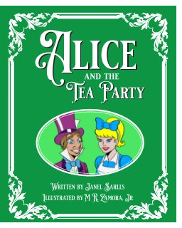 Alice and the Tea Party book cover