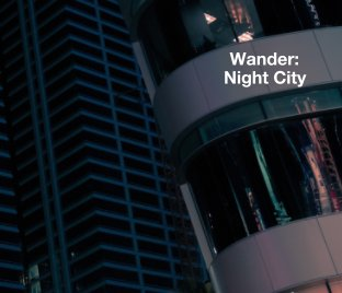 Wander: Night City book cover