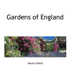 Gardens of England book cover