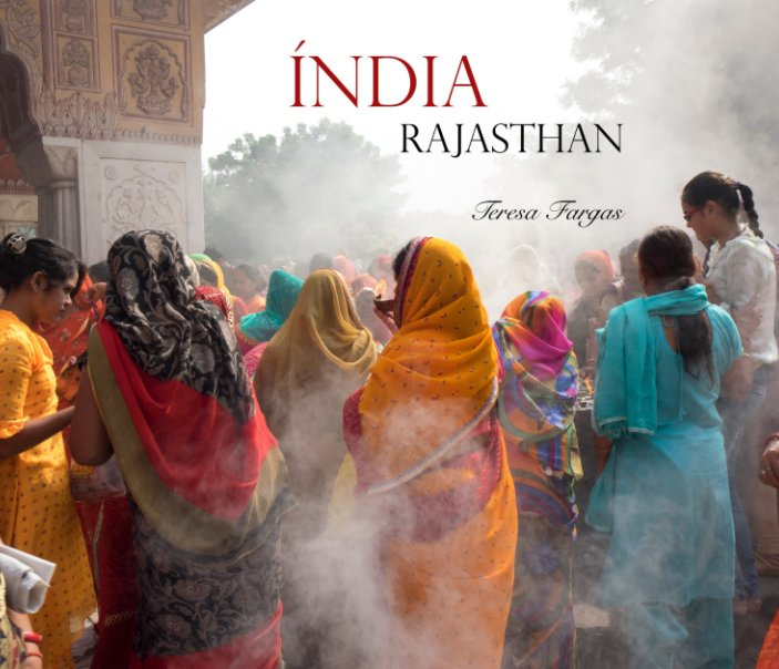 View India Rajasthan by Teresa Fargas