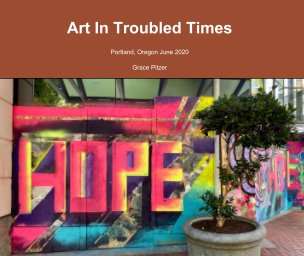 Art In Troubled Times book cover