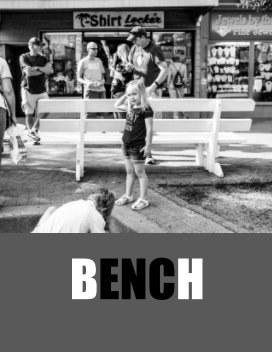 Bench book cover