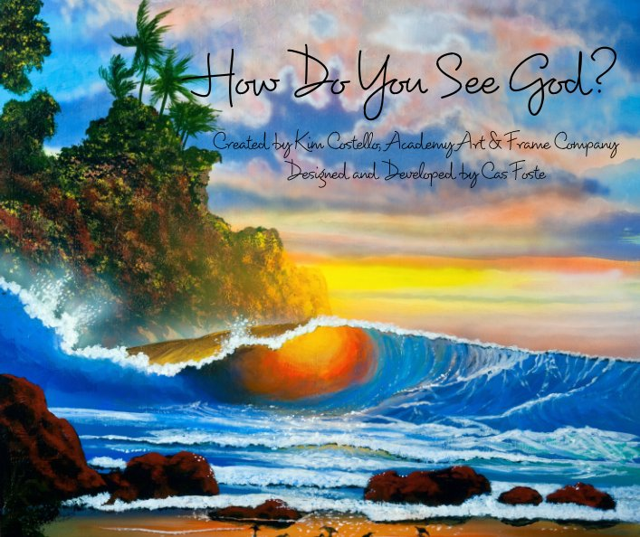 View How Do You See God? 2020 by Kim Costello and Cas Foste