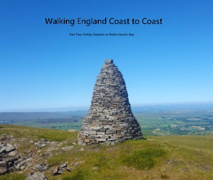 Walking England Coast to Coast book cover