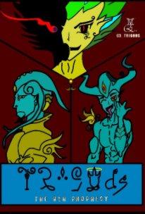 Trigods book cover