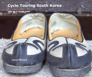 Cycle Touring South Korea book cover