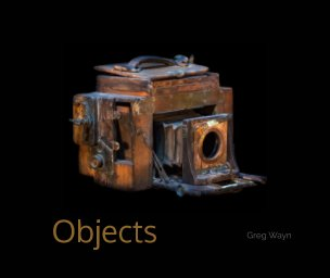 Objects book cover