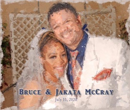 Bruce and Jakata McCray book cover