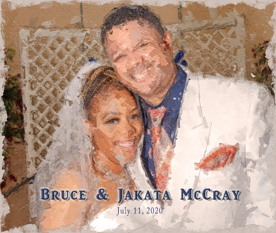 View Bruce and Jakata McCray by Micheal Gilliam