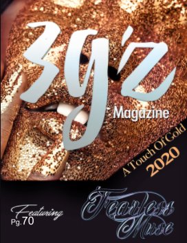 A Touch Of Gold 3gs Magazine book cover