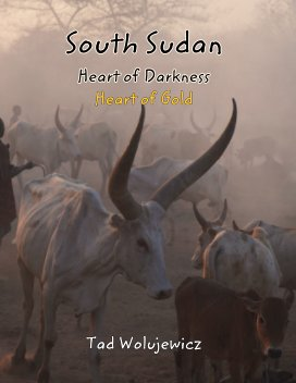 South Sudan, Heart of Darkness, Heart of Gold book cover