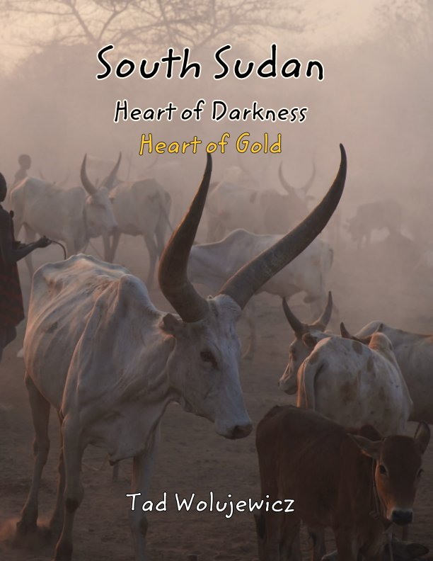Ver South Sudan, Heart of Darkness, Heart of Gold por Tad Wolujewicz