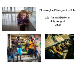 Bloomington Photography Club book cover