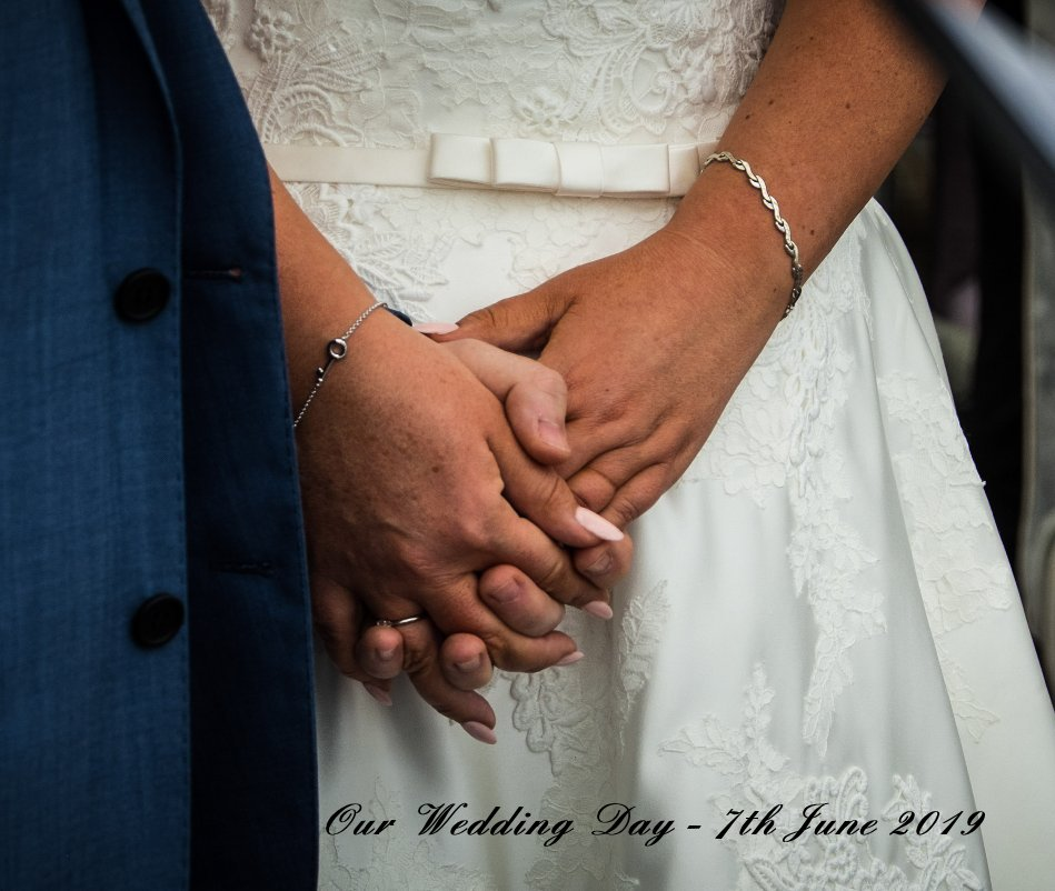 View Our Wedding Day - 7th June 2019 by Alchemy Photography