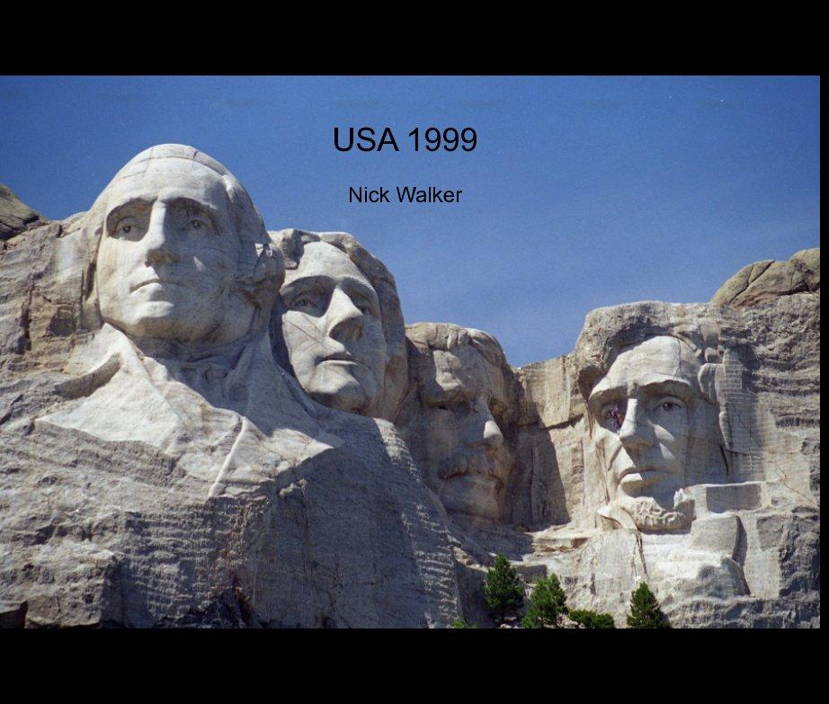 View US Road Trip 1999 by Nick Walker