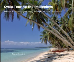 Cycle Touring the Philippines book cover