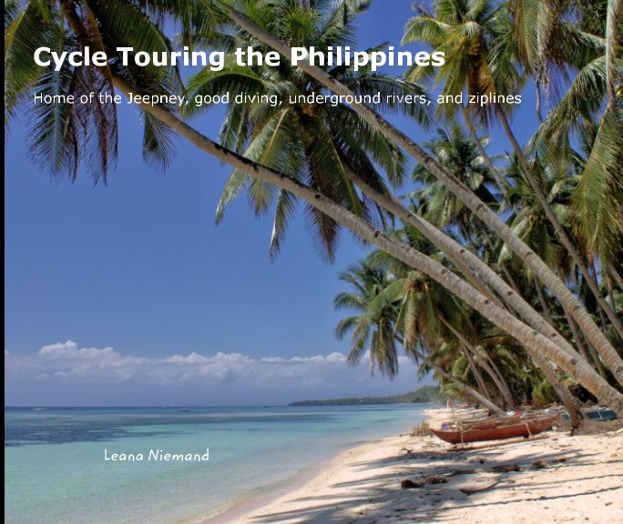 Ver Cycle Touring the Philippines por Leana Niemand
