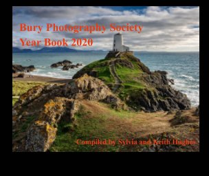 Bury Photographic Society Year book 2020 book cover