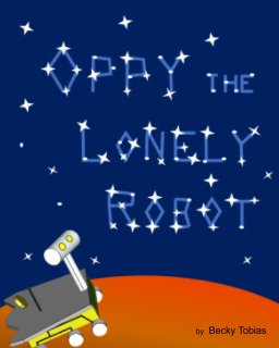 Oppy the Lonely Robot book cover