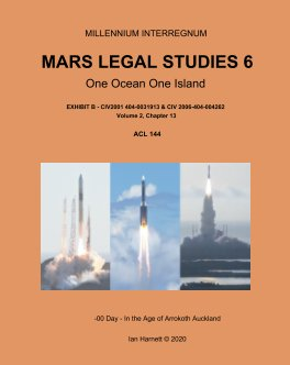 Mars Legal Studies 6 book cover