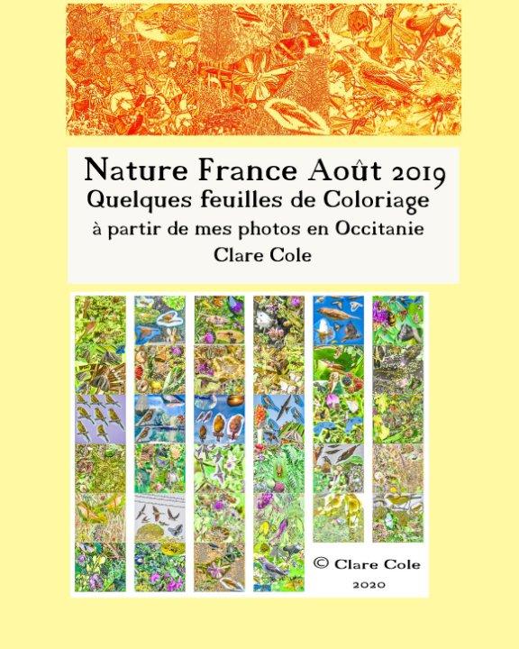 View Nature France Août 2019: Quelques feuilles de Coloriage by Clare  Cole