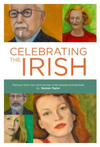 Celebrating the Irish [hard cover] book cover