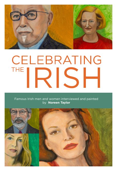 View Celebrating the Irish [hard cover] by Noreen Taylor