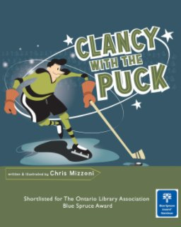 Clancy With The Puck book cover