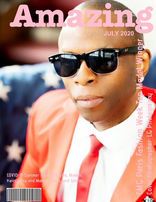 View AMAZING (July 2020) by CMG Press