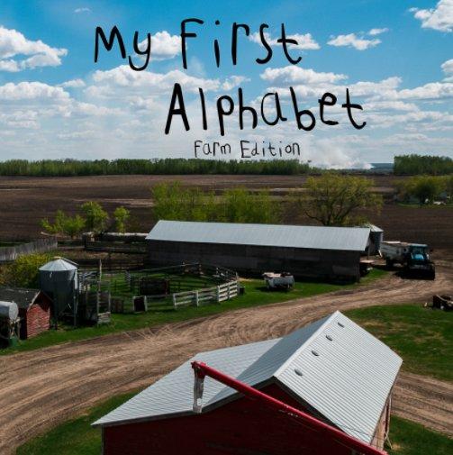 View My First Alphabet by Kristie A. Dirks