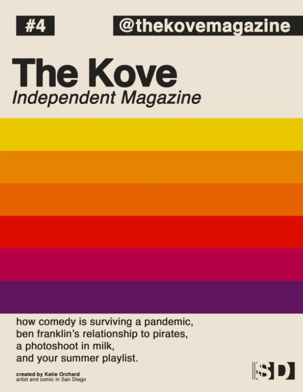 View The Kove by Katie Orchard