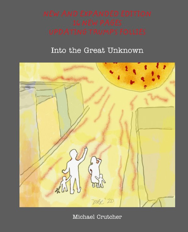 View Into the Great Unknown by Michael Crutcher