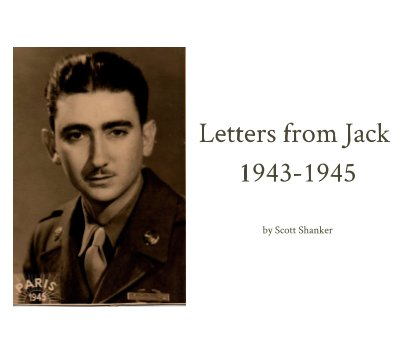 Letters from Jack book cover