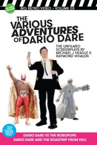 The Various Adventures of Dario Dare book cover