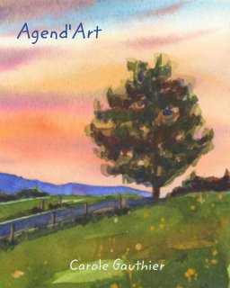 Agend' Art book cover