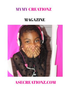 MyMy Creationz book cover