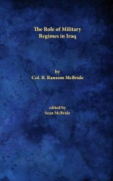 The Role of Military Regimes in Iraq book cover