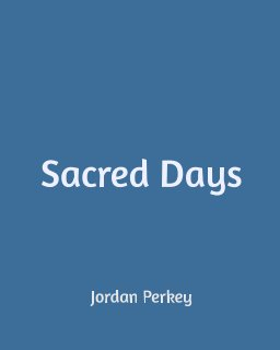 Sacred Days book cover