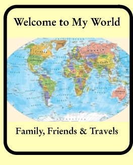 Welcome to My World book cover