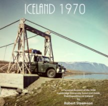 Iceland 1970 book cover