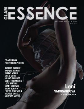 Glam Essence n.3 book cover