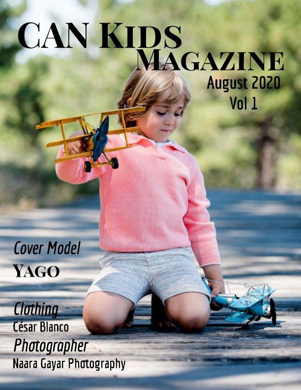 Ver August 2020 Vol.1 por Can Kids Magazine