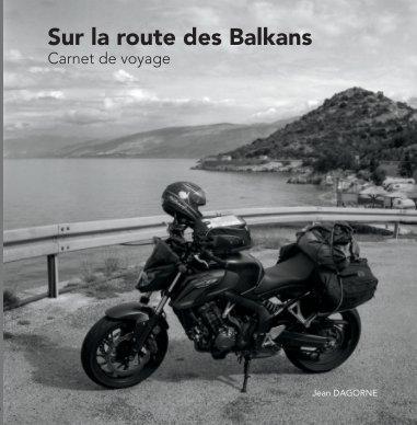 Sur la route des Balkans book cover
